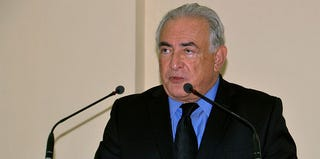 Dominique Strauss-Kahn (AFP/Getty Images)