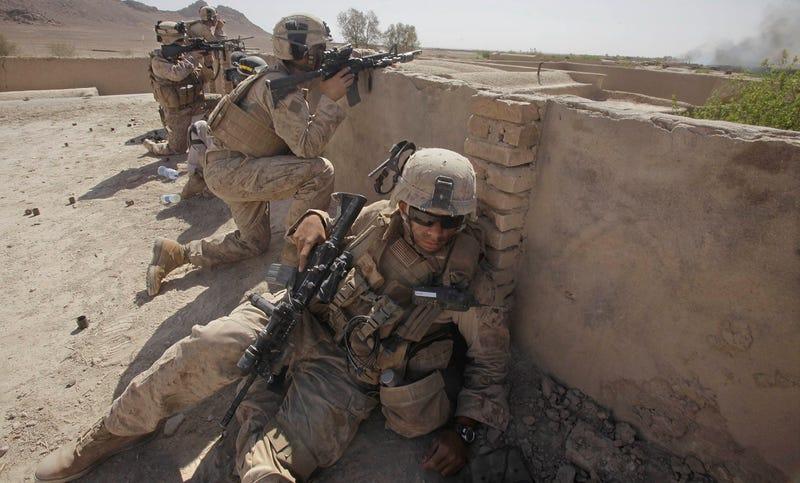 Foto: Sgt. Justin Updegraff / AP Images.