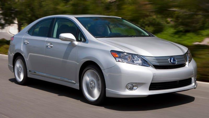 Prius Vs Prius C >> 2010 Lexus HS 250h: First Drive
