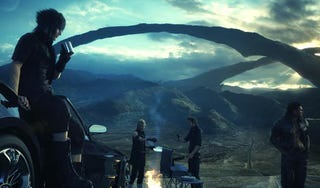 Illustration for article titled The Food in Final Fantasy XV Looks So Delicious