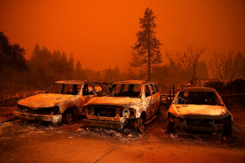 California's Wildfires Have Spawned a Truly Weird New