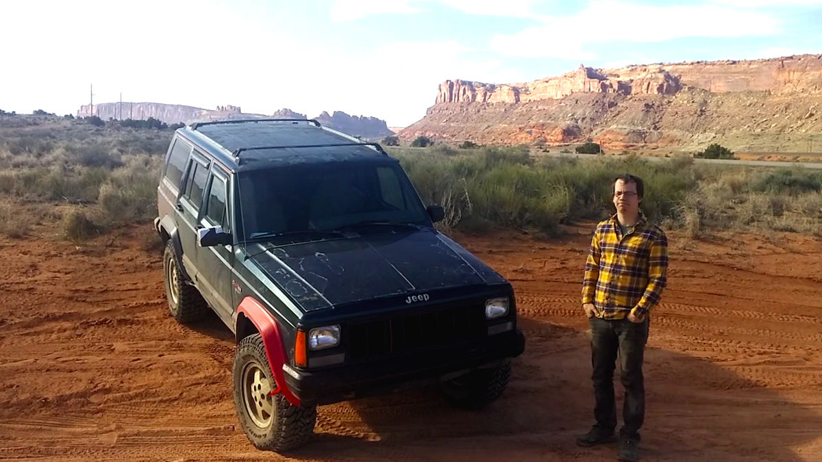 Heres How Much My 600 Jeep Cherokee Moab Adventure Really Cost 1998 Wrangler Fuel Filter