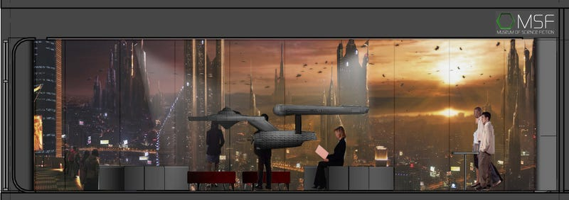 Illustration for article titled This Group Wants to Build a Museum of Science Fiction in Washington DC