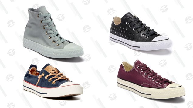 Lace Up Your Chucks For Less With Discounted Converse Sneakers at ... c8c82a6c4