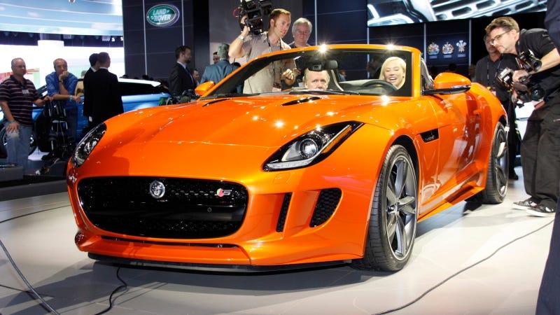 Illustration for article titled Jaguar F-Type Design Dissection