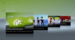 Illustration for article titled The New Xbox Experience Cometh on November 19