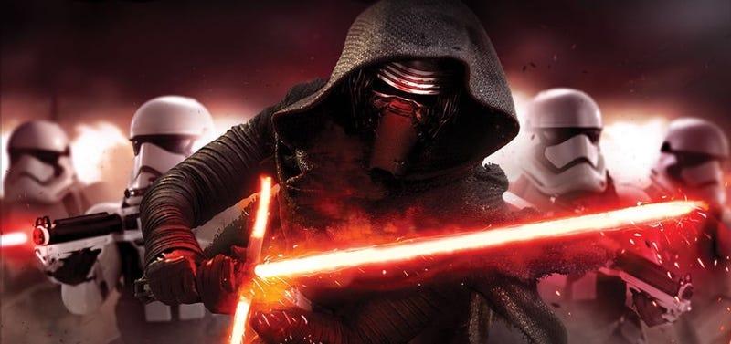 Illustration for article titled Otros dos viejos personajes también están en Star Wars: The Force Awakens. ¿Adivinas cuáles?