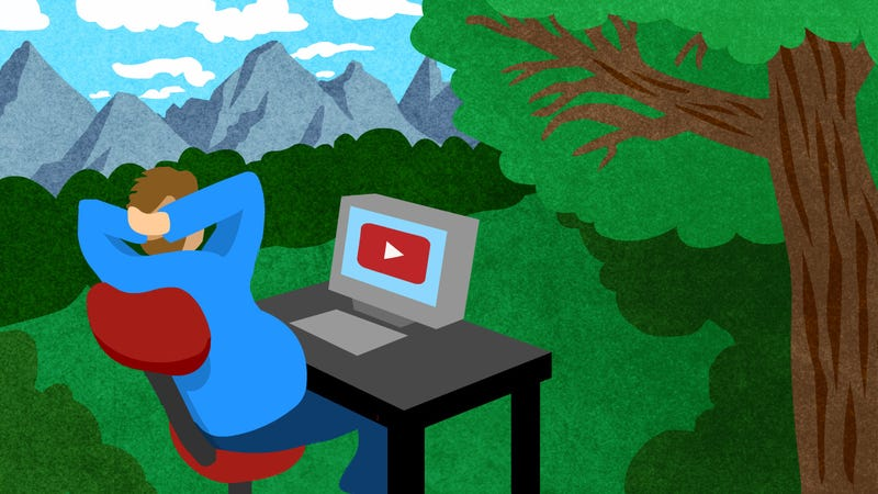 Illustration for article titled Top 10 YouTube Channels to Inspire You to Get Outside