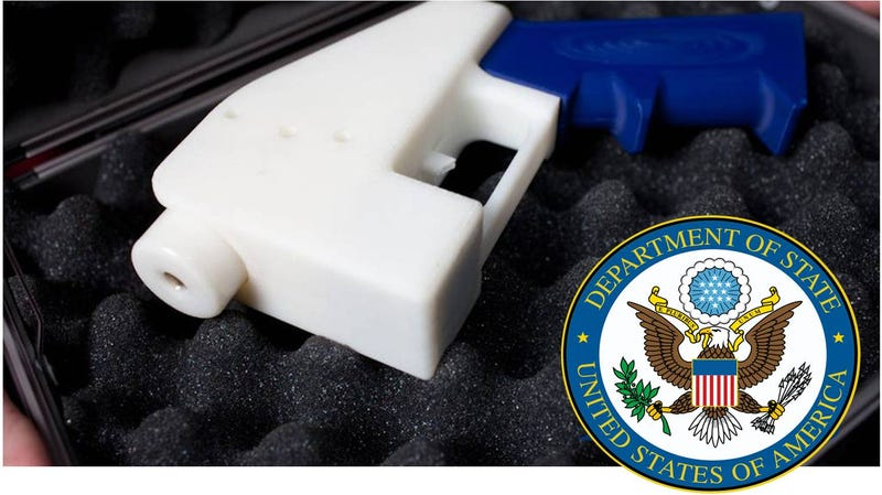 Illustration for article titled EE.UU. retira los archivos online para imprimir la pistola Liberator