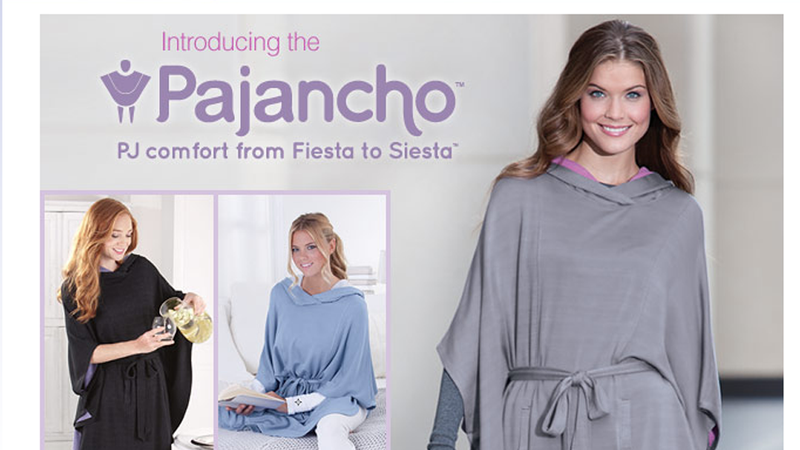 Illustration for article titled Screw You, Slanket: It's All About the Pajancho
