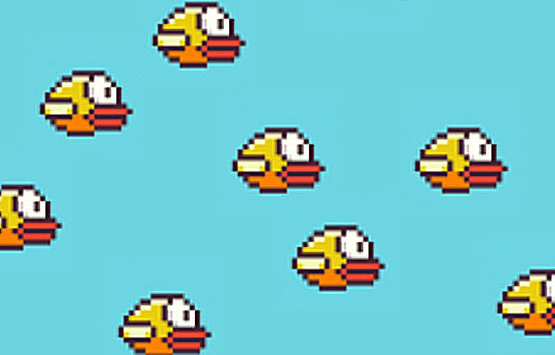 Illustration for article titled It Only Takes 18 Lines Of Code To Clone Flappy Bird