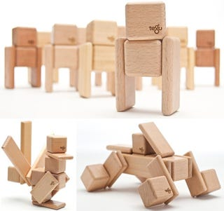 Illustration for article titled Wooden Blocks Finally Updated So Santa's Elves Cannot Make Them