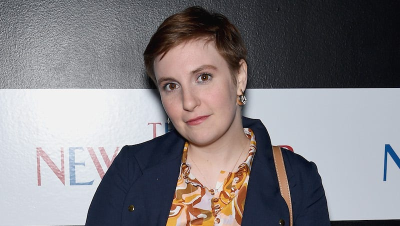 Illustration for article titled Lena Dunham Is Over the Ashley Madison Hack