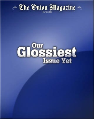 Illustration for article titled Our Glossiest Issue Yet