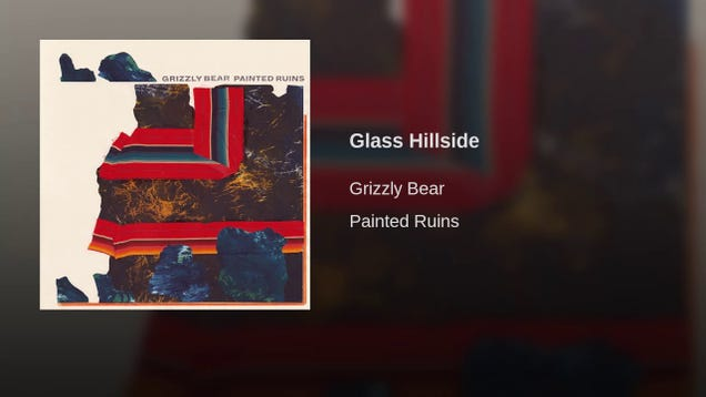 Track: Glass Hillside | Artist: Grizzly Bear | Album: Painted Ruins