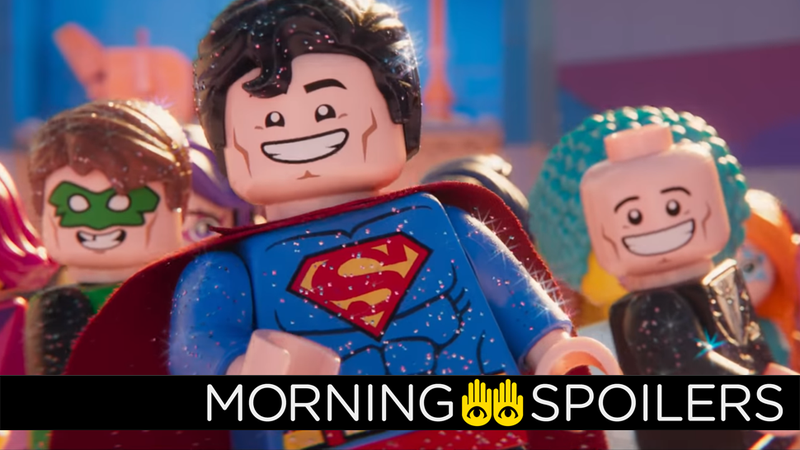 The Lego Movie 2 will have plenty of familiar DC heroes—but a few will be voiced by their cinematic counterparts.