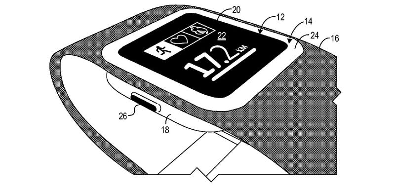 Illustration for article titled El smartwatch de Microsoft será una pulsera cuantificadora deportiva