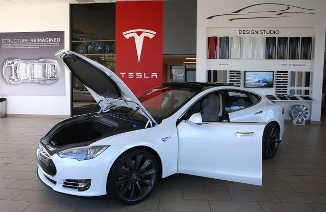 Tesla Will Be Added to The S&P 500 On December 21