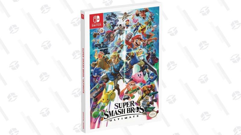 Prima Super Smash Bros. Ultimate Guide | $11 | Amazon