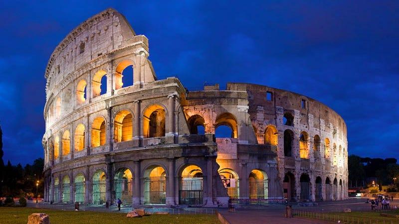 Illustration for article titled ¿Cuál es el secreto del cemento indestructible de los romanos?