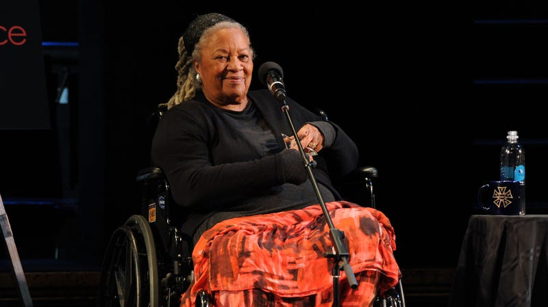 Illustration for article titled Author Toni Morrison, a Supreme Voice, Has Died at 88