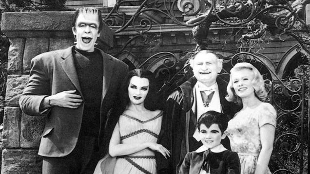 Rob Zombie Says He s Making a Munsters Movie