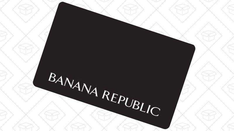 $100 Gap/Banana Republic/Athleta/Old Navy Gift Card, $85
