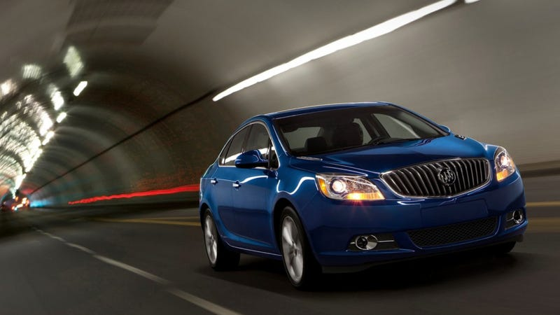 Illustration for article titled Buick Stops Offering Manual Trans In Verano Because Nobody Bought It