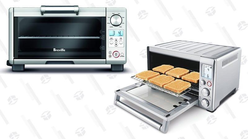 Breville Smart Oven Mini | $120 | AmazonBreville Smart Oven | $200 | Amazon