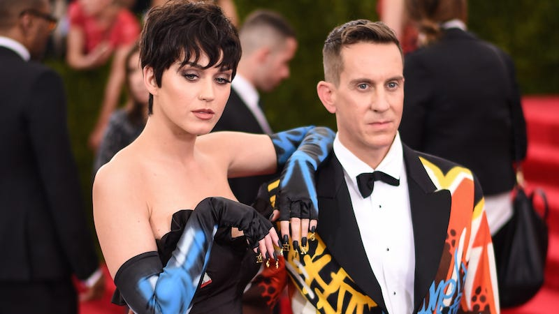 Illustration for article titled Graffiti Artist Sues Jeremy Scott Over a Moschino Dress Design