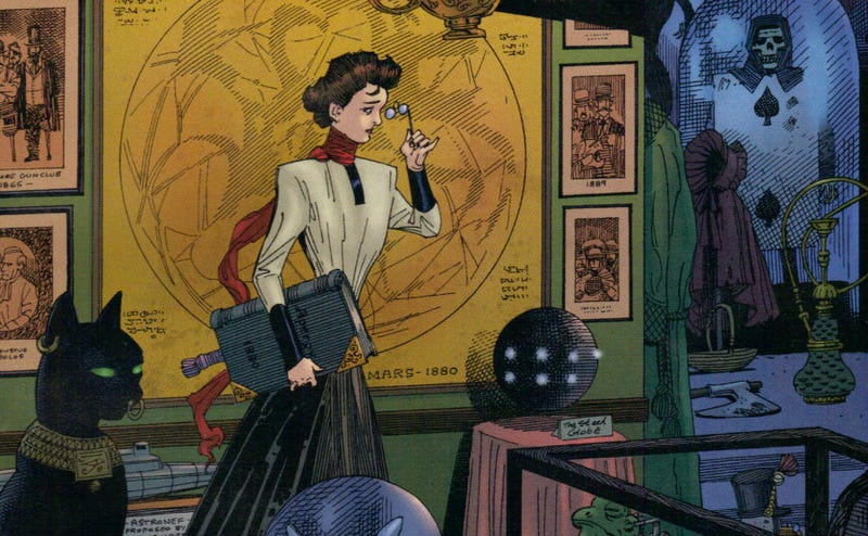 Illustration for article titled Fox Is Considering A Female-Centric Reboot Of League of Extraordinary Gentlemen