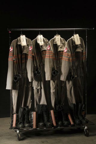 Illustration for article titled The New Ghostbusters Costumes Have Been Revealed