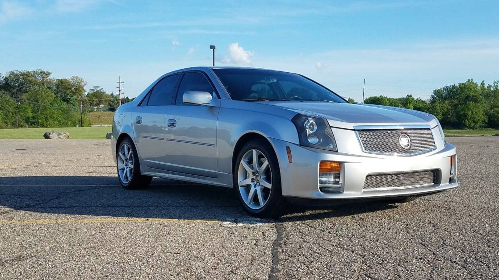 At  13 900  Could This  U2018tastefully Modified U2019 2006 Cadillac