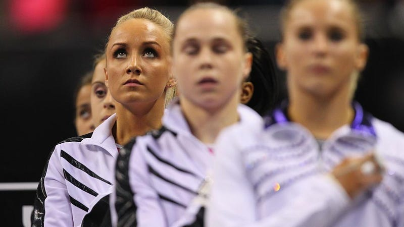 Illustration for article titled Why Elite Gymnasts Come Back