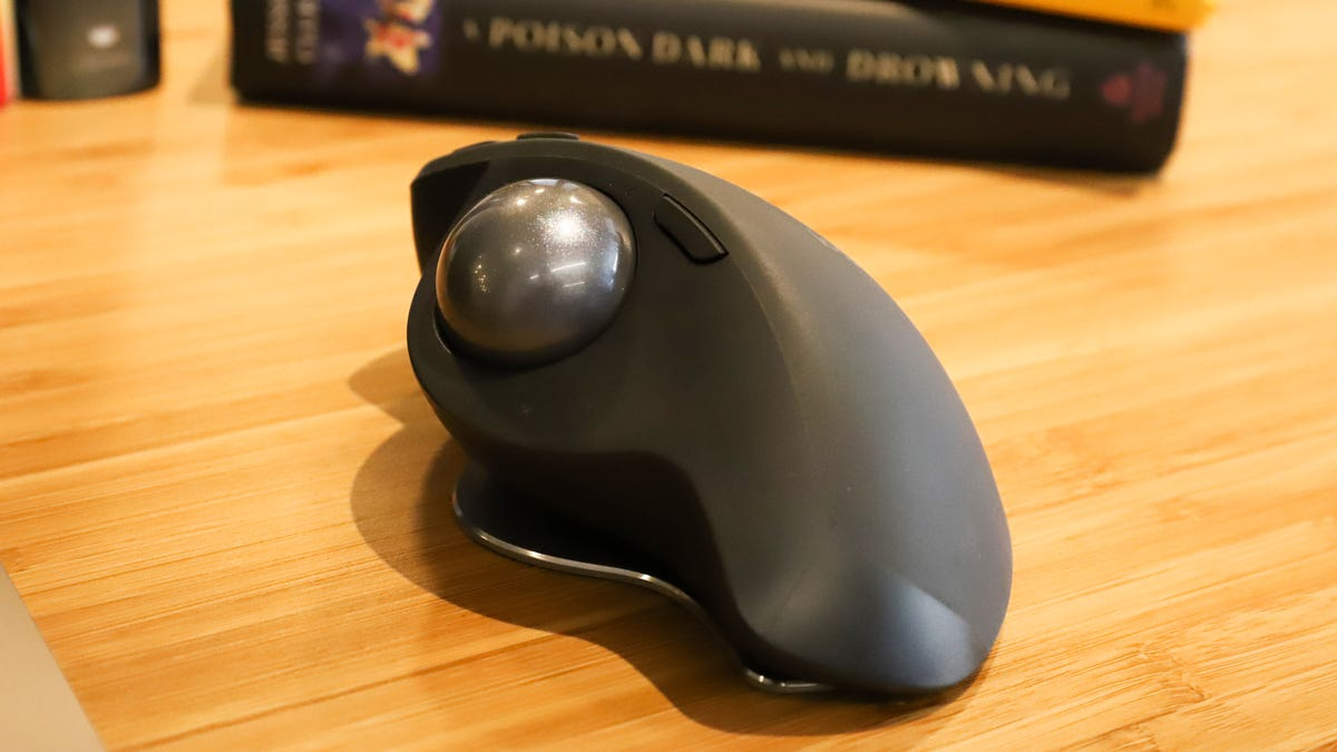 Why the Hell Would Anyone Use a Trackball Mouse?