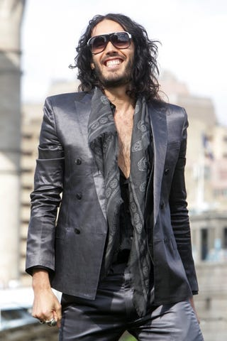 Illustration for article titled Russell Brand: Wedding Crasher