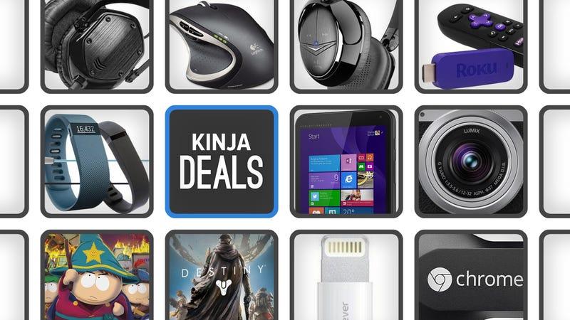 Illustration for article titled The Best Deals for December 16, 2014