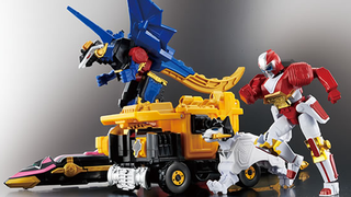 Illustration for article titled The Latest Super Sentai Mechs Are Getting Wonderful Toys