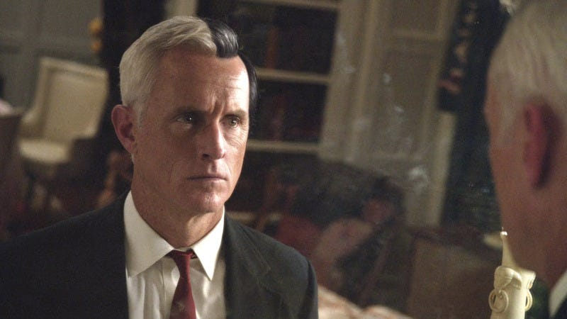 Illustration for article titled The Beach Boys helped Roger Sterling hang on to his ego