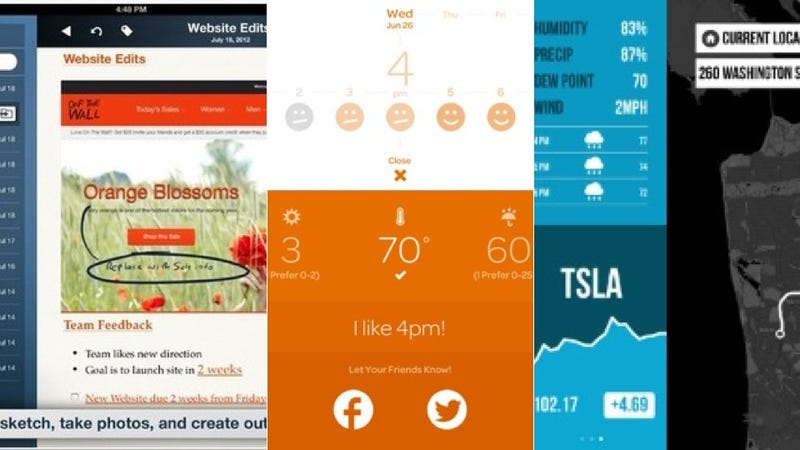 iPad Apps of the Week: NoteSuite, Morning, and More