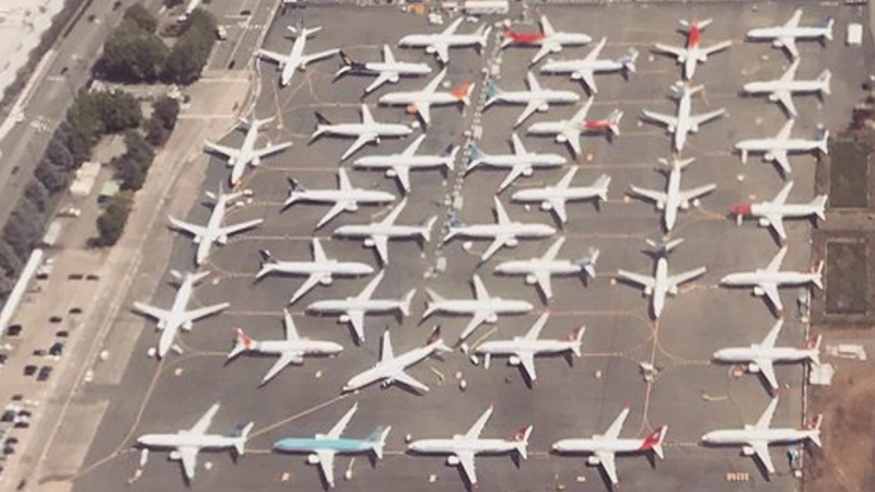 Comment of the Day: Airplane Parking Edition
