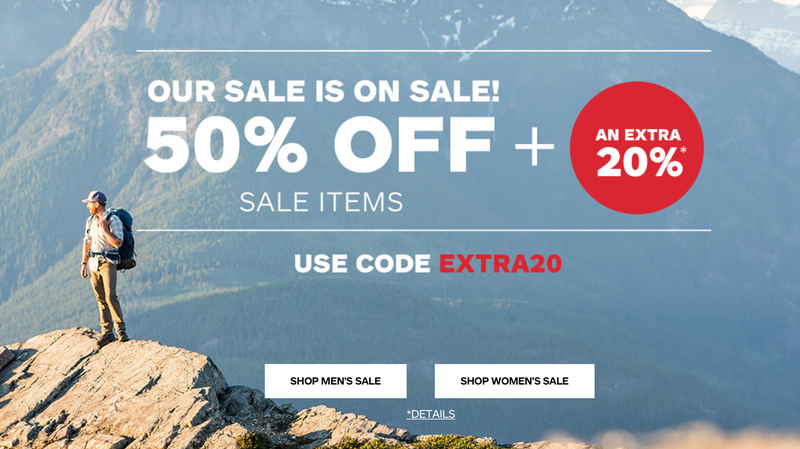Extra 20% off Sale | Marmot | Use code EXTRA20