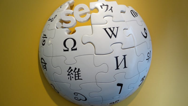Illustration for article titled Wikipedia Is Running Out of Editors and Admins