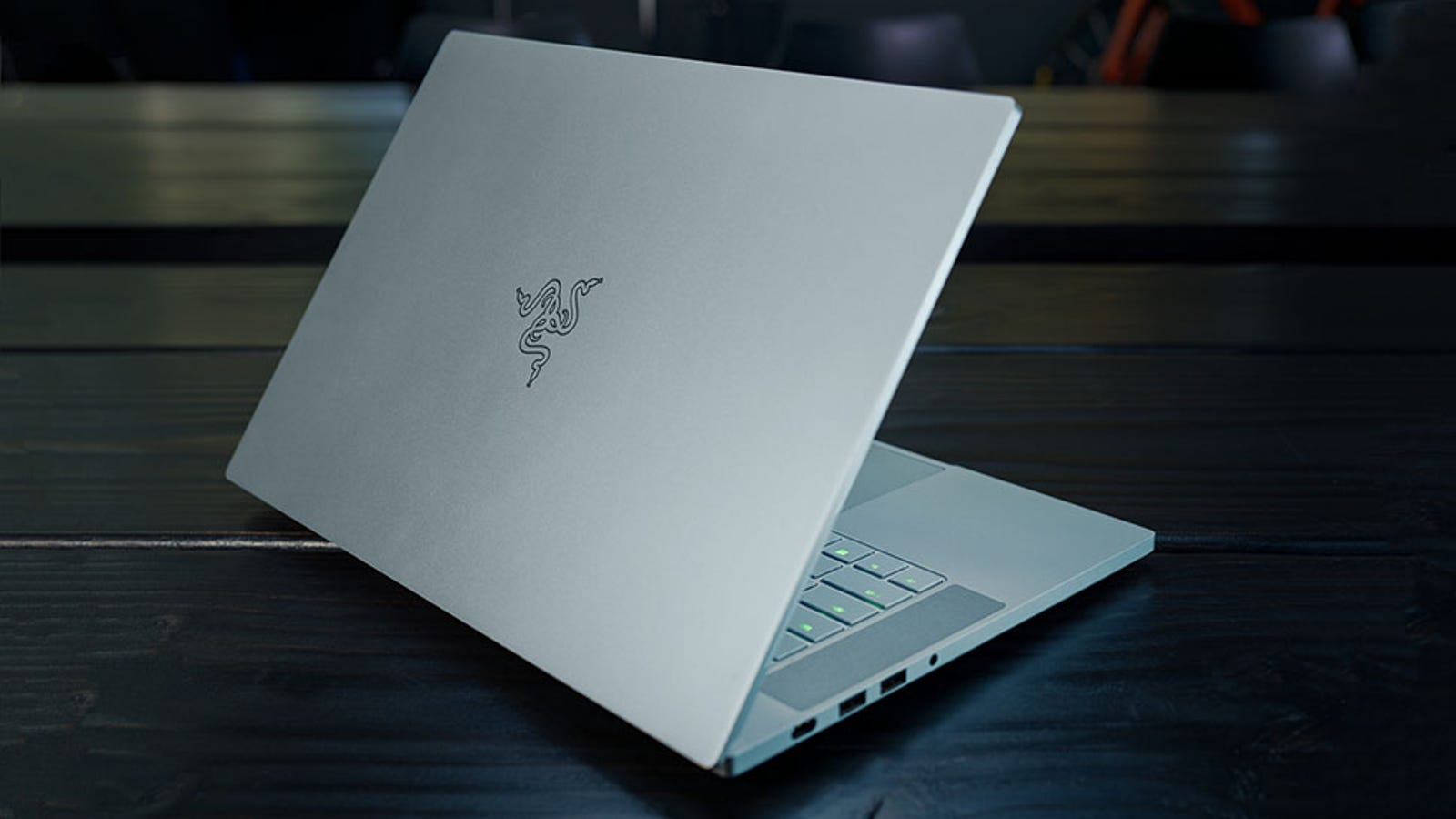 Razer Makes Laptops in White Now