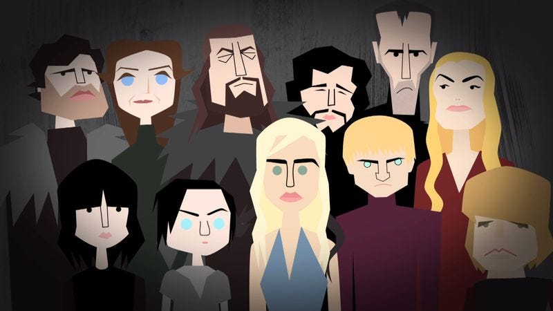 Outlandish as it seems, Game Of Thrones is rooted in English history