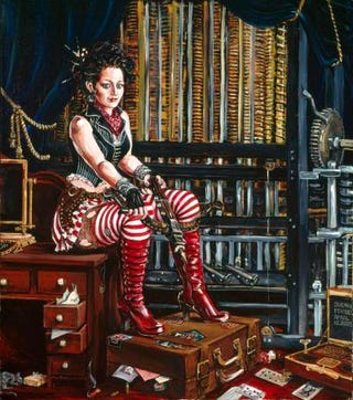 Illustration for article titled Our Love For Steampunk Is A Longing For Machines That Don't Suck