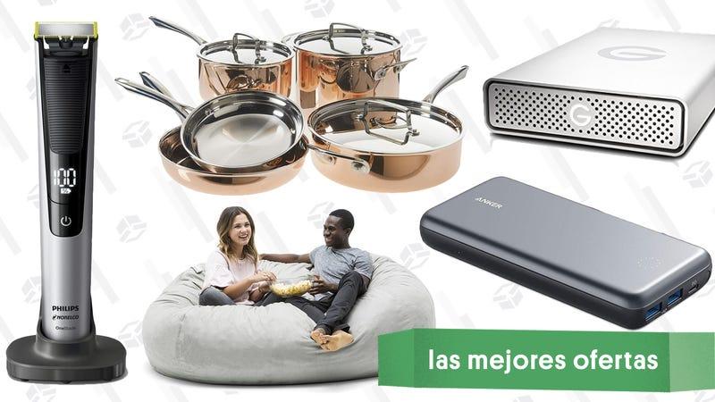 Illustration for article titled Las mejores ofertas de este miércoles: Rebajas de SanDisk, Cuisinart, Eddie Bauer y más