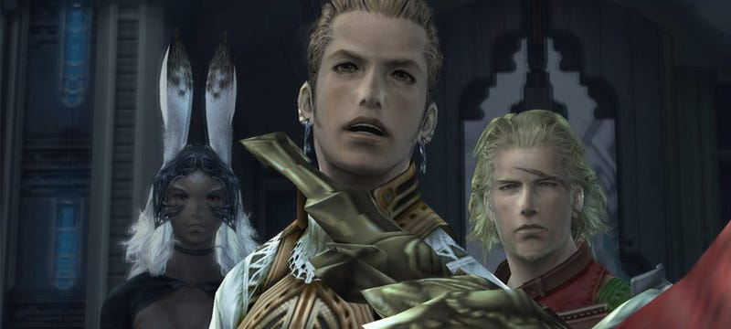 Illustration for article titled Final Fantasy XII Remaster: Over Quicker, Just As Boring