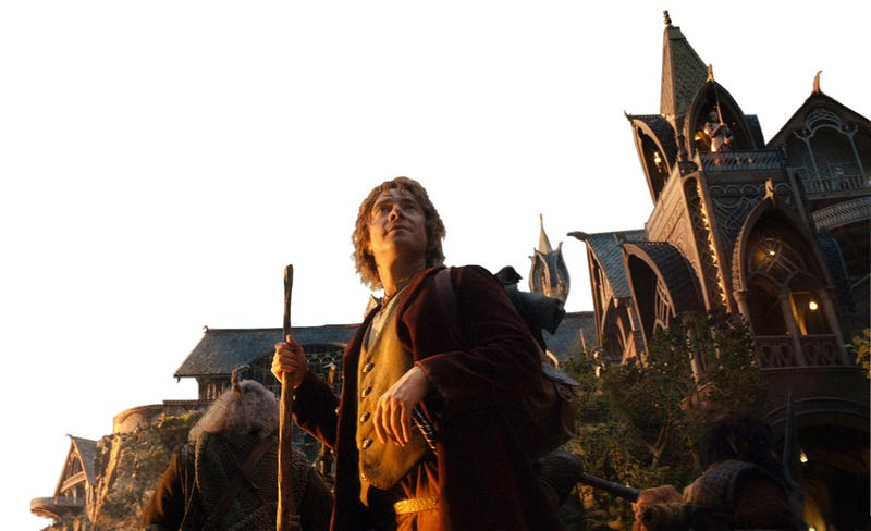Illustration for article titled Highlights Of 'The Hobbit'