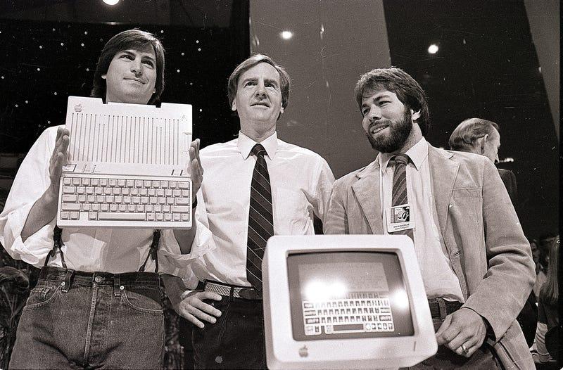 Illustration for article titled Los documentos secretos que relevaron por qué Steve Jobs llamó Apple a la compañía